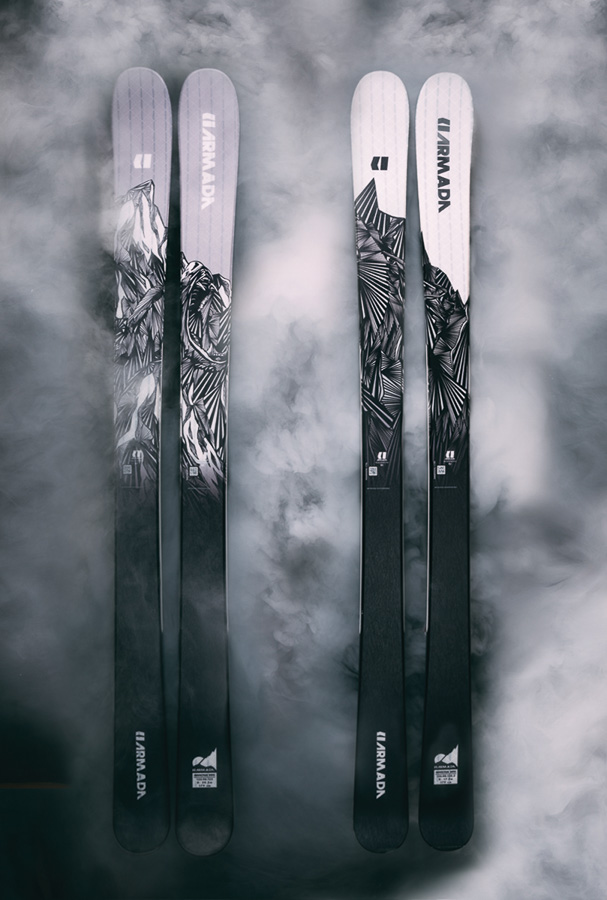 Armada Skis Photo: Daniel Ronnback