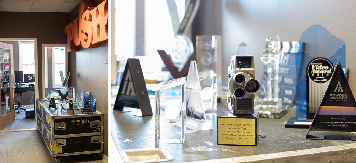 Office + awards for Matchstick Productions / MSP Films